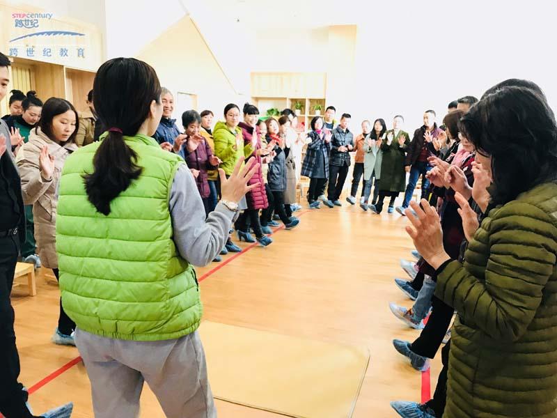 四川省成都市跨世纪派森幼儿园:聚合力量,实现梦想